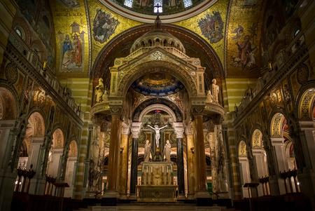 Saint Louis Basilica Main Altar  Saint Louis MO