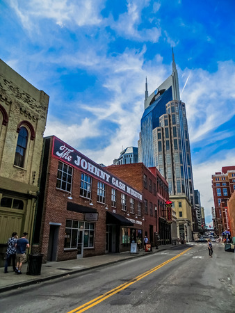 The Man in Black  Nashville TN