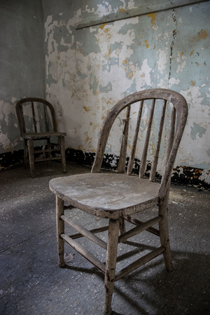 infirmary: New York City Ellis Island Infirmary Empty Room