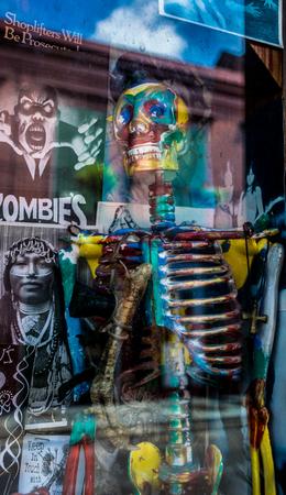 quarter: French Quarter Voodoo Shop
