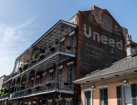 quarter: New Orleans French Quarter Architecture