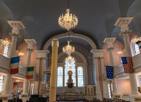 ニューヨーク市の聖パウロ礼拝堂