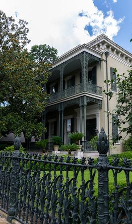 orleans: New Orleans Garden District Architecture