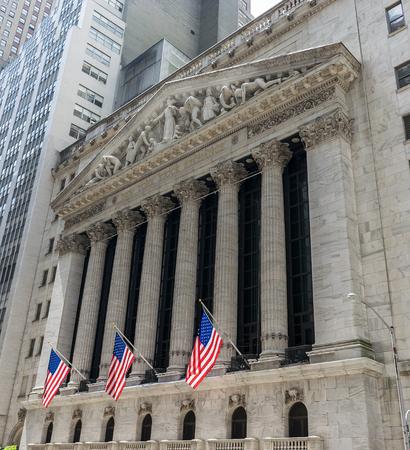 nyse: New York City Wall Street NYSE