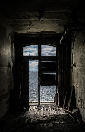 infirmary: New York City Ellis Island Infirmary
