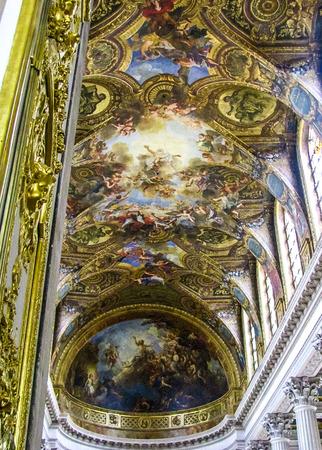 Paris, France - Versailles-Royal Chapel Editorial