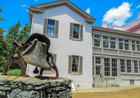 Nashville, TN USA - Belle Meade Plantation - Carriage House Interior