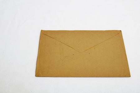 old envelope: old vintage letter envelope