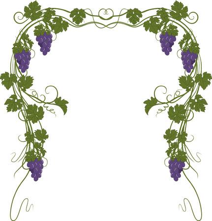 Contexte pour votre texte en vigne dans un style vintage. Banque d'images - 43441877