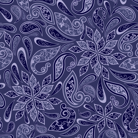 Seamless pattern in ethnic traditional style. Banque d'images - 121437524