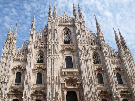 Duomo, Milan   photo