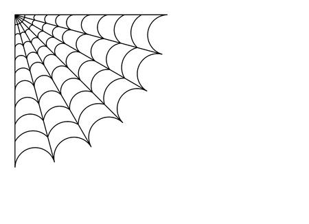 venom: Spider web Stock Photo