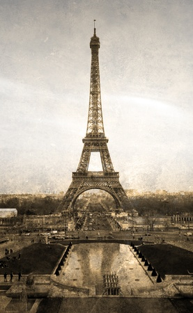 Eiffel tour         photo
