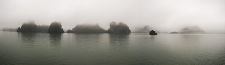 Halong bay panorama  photo