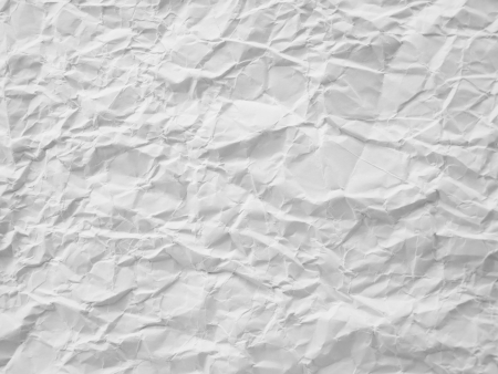 Rumpled paper  Picture is good for web design and different collages as a texture Stock Photo - 14517598