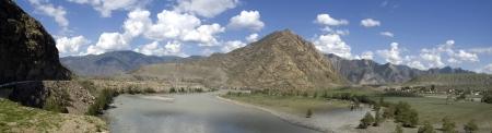 Russia  Altai mountains photo