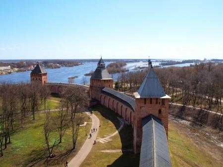 novgorod: Novgorod Kremlin         Editorial