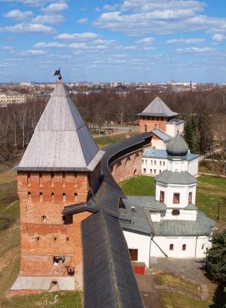 novgorod: Novgorod Kremlin