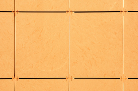 Ceramic tile. Picture can be used as a background Stock Photo