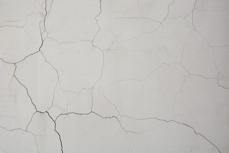 crannied: Wall with fissure. Picture can be used as a background