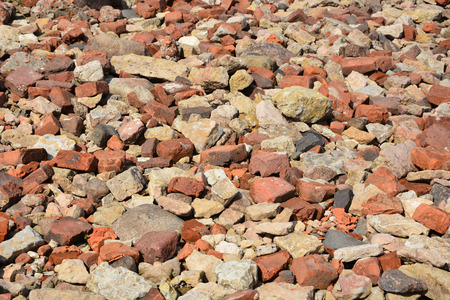 shiver: Brick stones. Picture can be used as a background