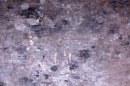 gray: Old, vintage, gray plywood Stock Photo
