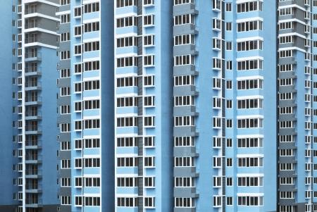 Modern City building background Stock Photo - 10016843