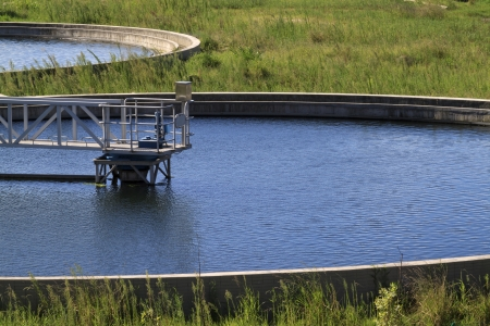 recycled water: Sewage Treatment Plant