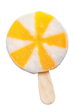 Close Up Colorful Popsicle Stock Photo - 14762070