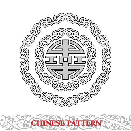 chinese pattern: Chinese Lucky Pattern