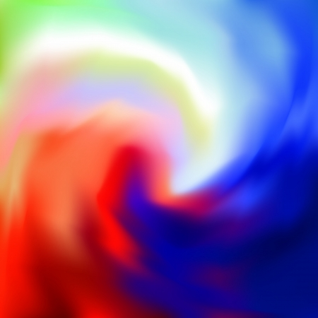 abstract colorful swirly illustration  background Stock Vector - 18871636