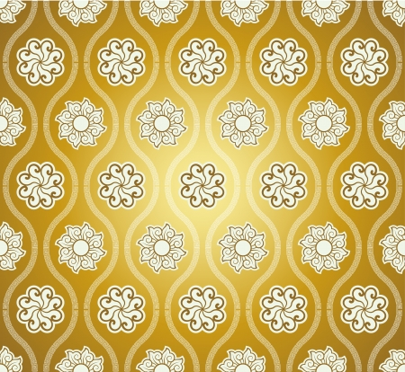 dignified: Vector: abstract chinese classical style background Illustration
