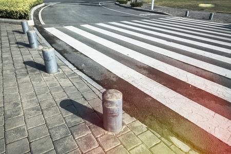 pedestrian crossing: Pedestrian crossing