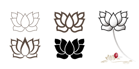 petal: lotus flower sets
