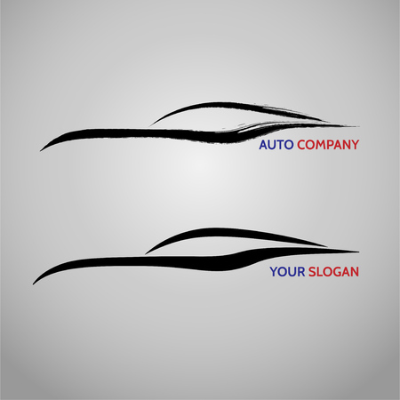 auto service: Automotive car speed auto services icon