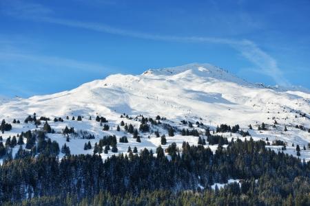 Ski area Lenzerheide