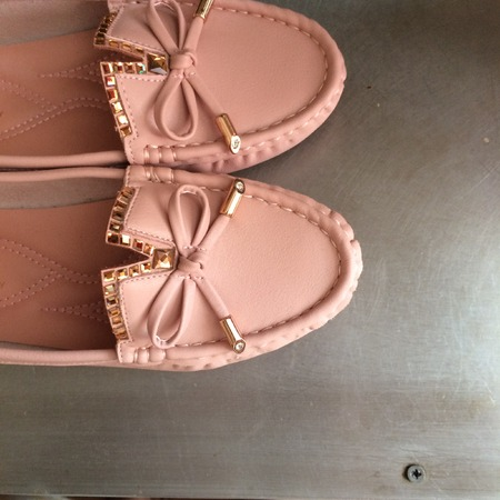pink shoes: Pink Shoes