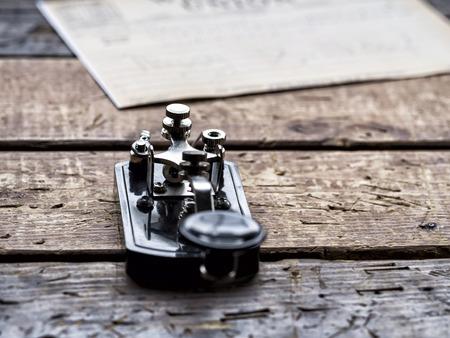telegrama: Tel�grafo