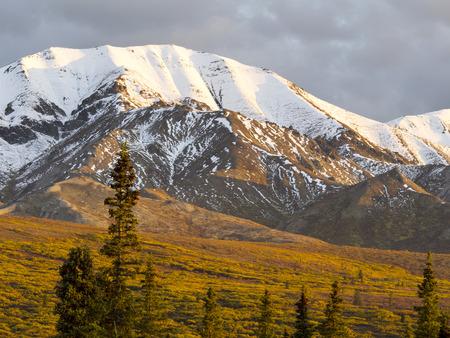 denali: Wonderland Sunset at Denali National Park, Alaska