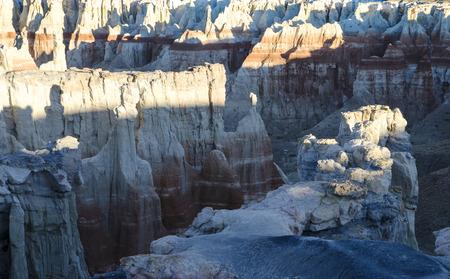 hoodoo: Mystery A hoodoo canyon in Arizona