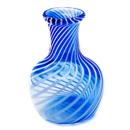 Small blue vase Stock Photo - 4900989