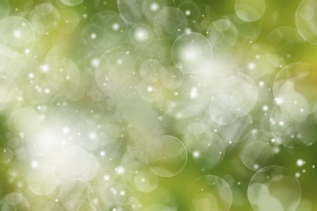 Abstract background of holiday lights   Stock Photo - 6529832
