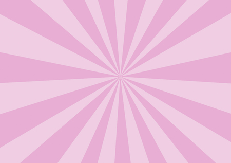 Pink Rays Background Image