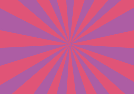 Red and Purple Rays Background Image