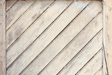 texture of old wooden door