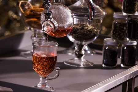 Craft Tea Cocktail