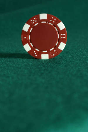 Stock photos of items used to gamble money with.