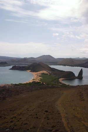 Landscapes in the Galapagos Islands & Ecuador Banco de Imagens
