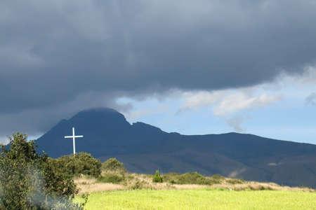 Landscapes in the Galapagos Islands & Ecuador Фото со стока
