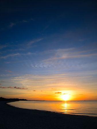 日没を浸漬